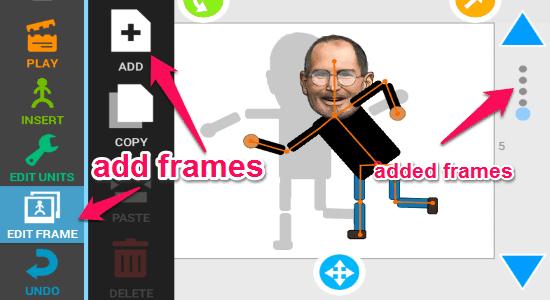 add frames