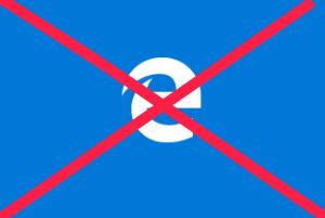 completely remove Microsoft Edge in Windows 10