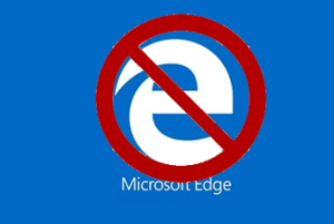 free software to block Microsoft Edge in Windows 10