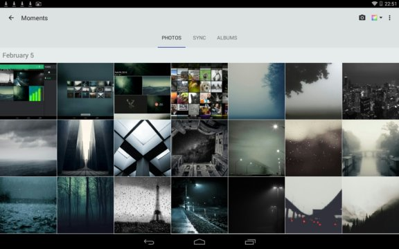 gallery alternative apps android 5