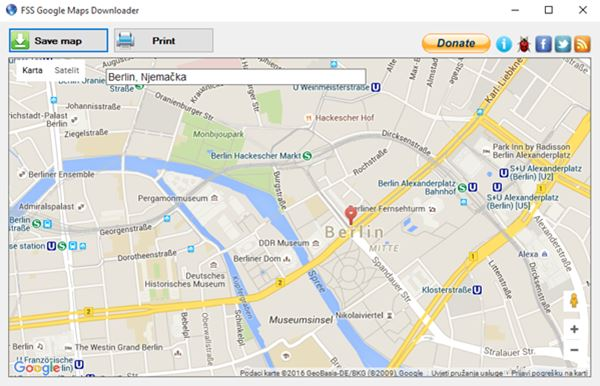 google maps download software windows 10 2