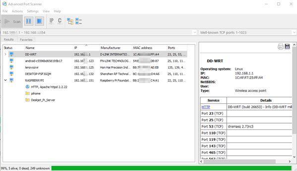 port scanner software windows 10 4