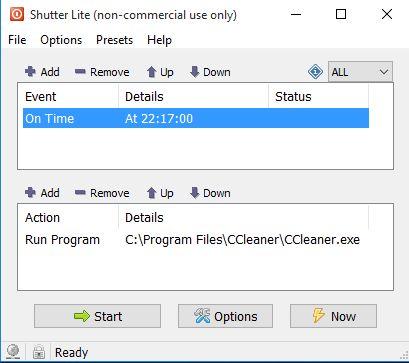 scheduled application launcher software windows 10 3