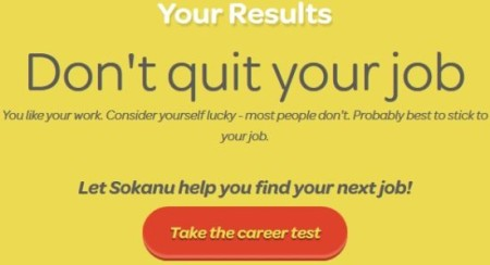 Should you Quit your Job? Take this quiz to find out