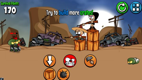zombie game extensions chrome 3