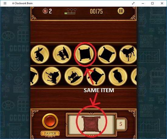 A Clockwork brain gameplay