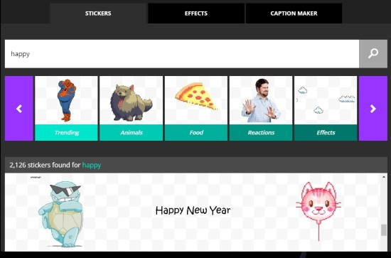 online free GIF editor