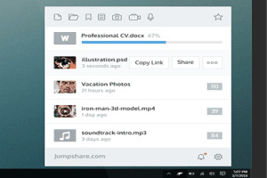 Jumpshare for Windows