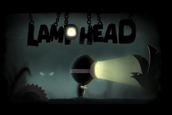 Lamphead out the darkness