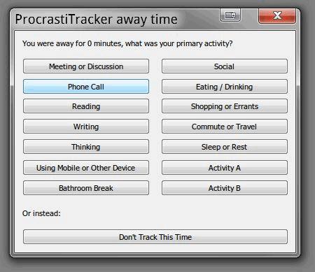 free application usage tracker