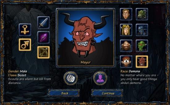 free RPG game