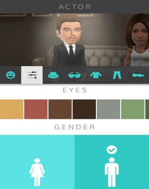 customize avatars