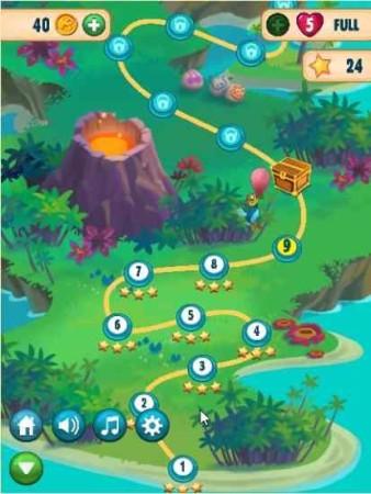 dodo pop map options