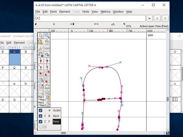 font creator software windows 10 1