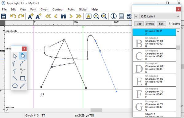 font creator software windows 10 3