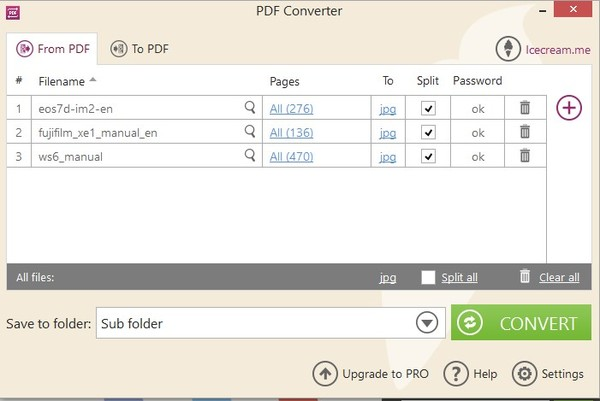 PDF2TXT | Convert PDF documents into the editable text files