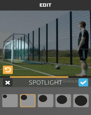 sports video editor app