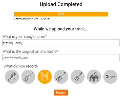 free online music collaboration platform
