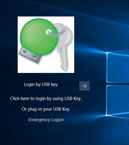 usb login software windows 10 1