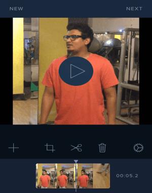 video editor app