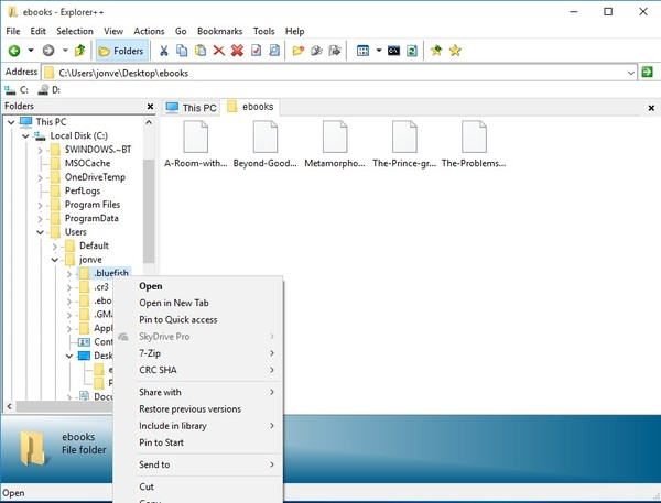 windows explorer alternatives windows 10 1