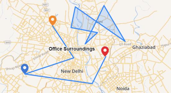 create interactive maps