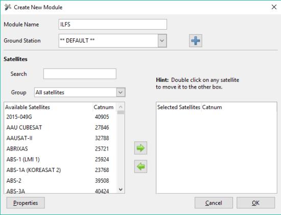 create new module