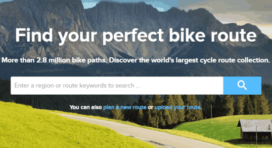 discover routes