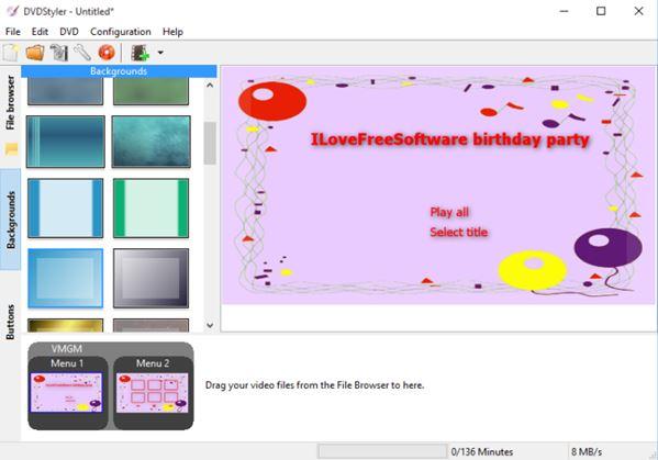 dvd authoring software windows 10 1