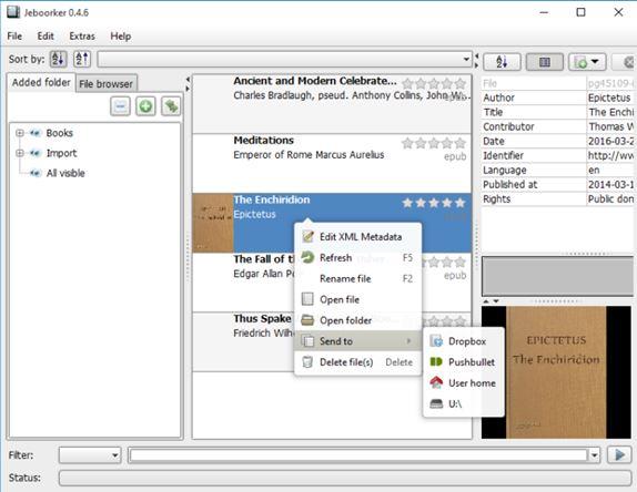 ebook organizer software windows 10 4