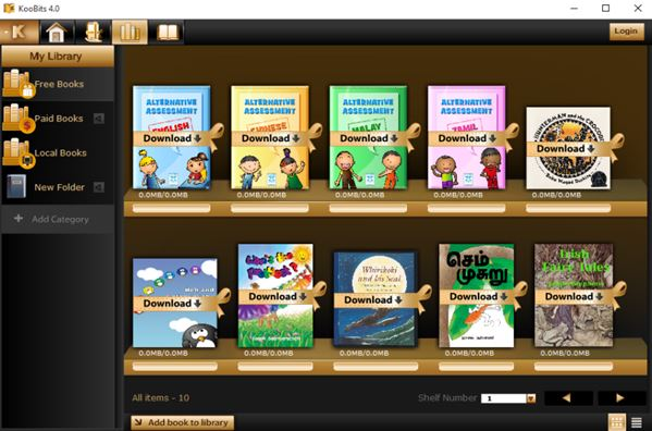 ebook organizer software windows 10 5