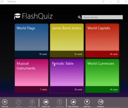 flashquiz home