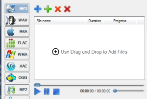 free audio converter and merger
