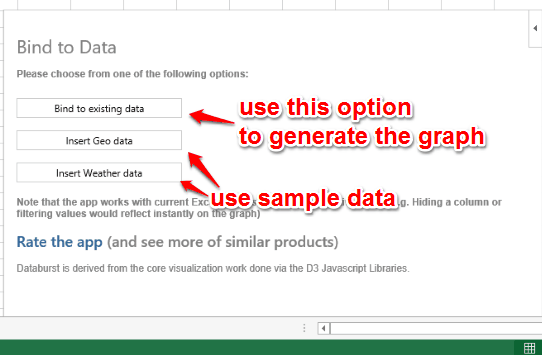 generate graph