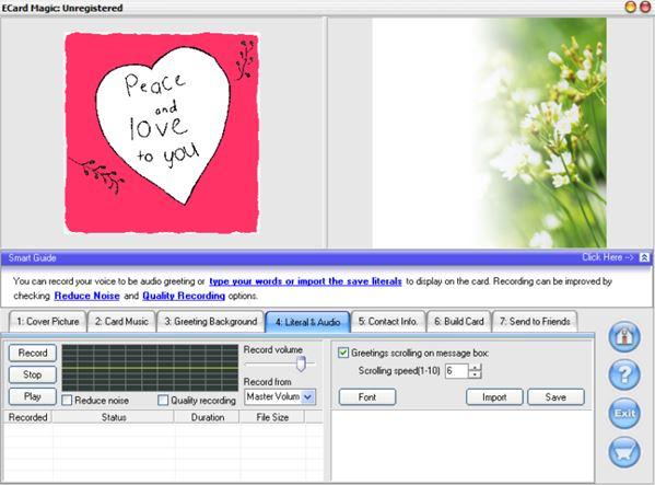 greeting card software windows 10 3