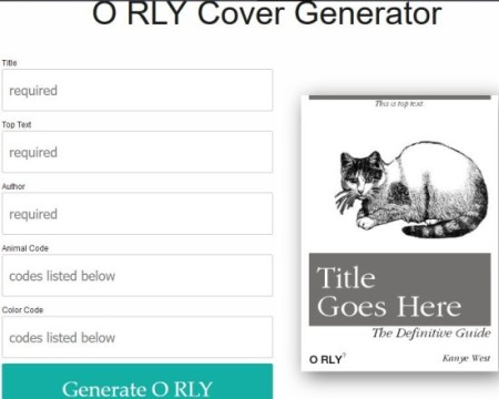 o rly cover generator home