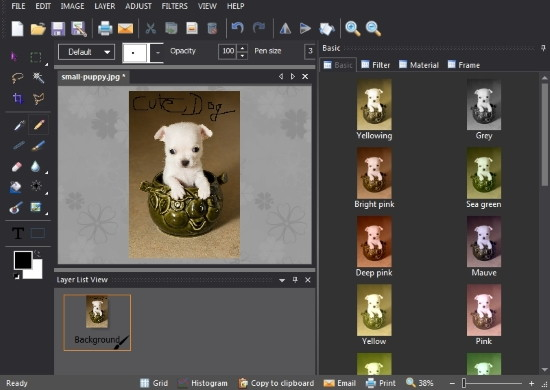 free image processing software bundle