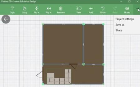 planner 5d create