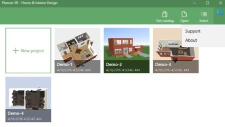 Windows 10 Home Design App To Create