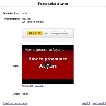 pronounce names search
