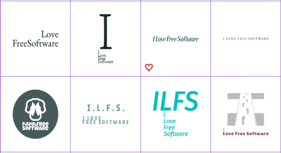 random logo designs