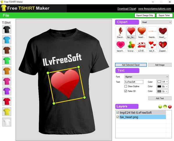 4 T Shirt Creator Software For Windows 10