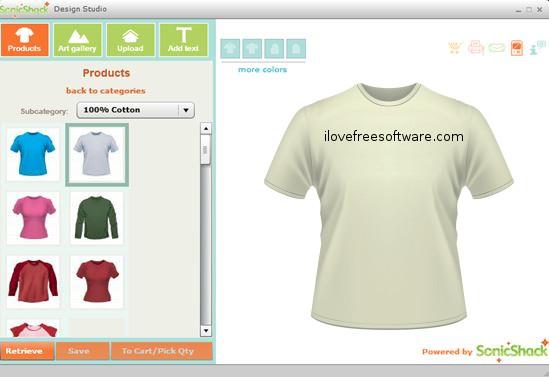 4 T Shirt Creator Software For Windows 10