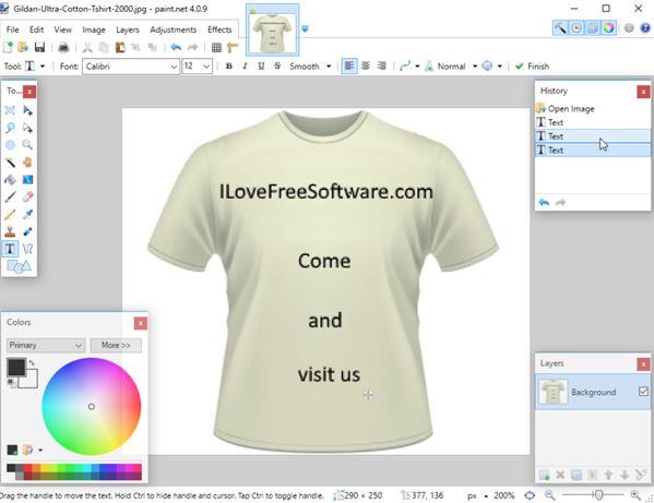t-shirt creator software windows 10 4