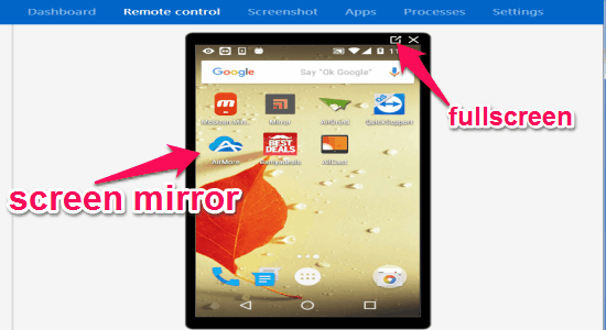 5 Free Software to Mirror Android Screen on PC