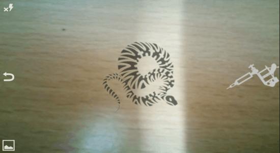 try tattoo