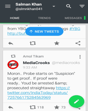 twitter client app