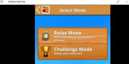 unblock me free select mode