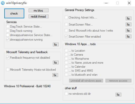 windows 10 privacy advisor software 3