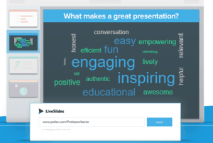 add youtube videos and polls to powerpoint